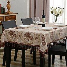 Europäisch,Teetisch,Tischdecke/Stoffe,,Wohnzimmer,Hausgebrauch,Tabelle Tuch/Tischdecke-D 140x200cm(55x79inch)