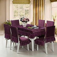 Europäisch,Tischdecke,Tischdecke/Runde Tischdecke,Quadratische Tischdecke,Stoffe,Tee Tischdecke-B 150*200cm(59x79inch)