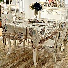 Europäisch,tischtuch/hausgebrauch,längliche tischdecke/living room,tv-schrank,tischtuch-B 200x140cm(79x55inch)