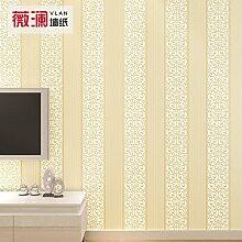 Europäische 3D dreidimensionale gewebten Streifen Tapete einfache Schlafzimmer/Wohnzimmer TV Wand Hintergrundbild , wallpaper