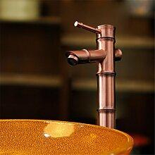 Europäische Alle - Kupfer Wasserhahn 1-Loch