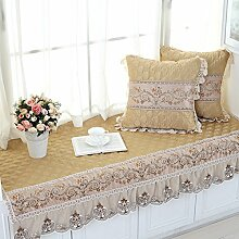 Europäische Art-schwimmende Fenster-Auflage-Matte Vier Jahreszeit-moderne Sofa-Kissen-Kissen-Sofa-Tuch ( größe : 80*180cm )