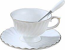 Europäische erstklassige keramische Kaffeetasse