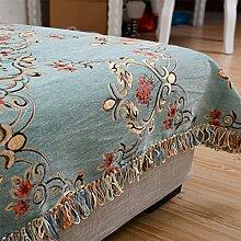 Europäische Gartensofa Handtuch/Four Seasons für Sofakissen/ Stoff Slip Sofa Handtuch-C 120x200cm(47x79inch)120x200cm(47x79inch)