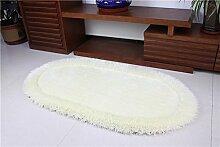 Europäische Kinder Zimmer Teppiche/Bett Schlafzimmer Bett Teppiche/ Seide Teppich zum Tanzen-G 71x141cm(28x56inch)