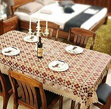 Europäische Mode Organza Tischdecken/Tischdecke