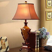 Europäische Retro Schlafzimmer Bedside Lampe American Village Kreative Einfache Und Stilvoll Wohnzimmer Chinesisch Nordisch