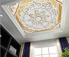Europäische Schlafzimmer-Wandbild-Tapete 3d für