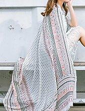 Europäische - Stil Herbst und Winter Damen Schals Schals Schals Bereich Sonnenschutz Big Schal Strandtücher