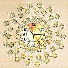 Europäische Stil Wanduhr Uhr Quarz Uhr ruhigen