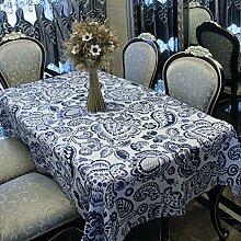 Europäische tabelle tischtuch,tv schrank cloth kühlschrank tischtuch tabelle einfache tische-F 140x180cm(55x71inch)