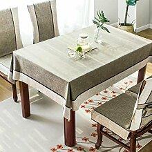 Europäische Tischdecke Einfache Moderne