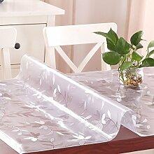 Europäische Tischdecke PVC Tischdecke, weiche