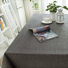 Europäische Tischdecke Rechteckige Tischdecke aus