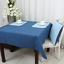 Europäische Tischdecke/Stoff-tischdecke/Tee Tischdecke-C 110x110cm(43x43inch)
