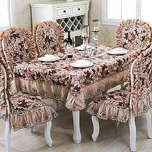 Europäische Tischdecke Tisch Tisch Tisch Tisch Tisch Tisch Tisch Tisch Tisch ( größe : 130*130cm )