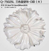 Europäische Wandbehang Blumendekoration, Hochzeit Dekoration,Großer Kohlweißling