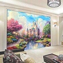 Europäische Wandbild Schlafzimmer Wohnzimmer Tv