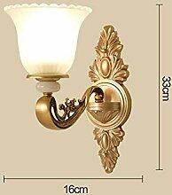 Europäische Wandlampe Wohnzimmer Tv Hintergrund