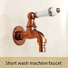 Europäische Waschmaschine Wasserhahn Wasserhahn