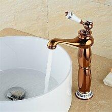Europäische Wasserhahn Waschtisch Armatur Waschbecken Wasserhahn, Badezimmer Armatur
