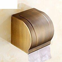 Europäische WC-Papier-Tablett/Bad-Accessoires/Gewebe/ wasserdicht Toilettenpapierhalter