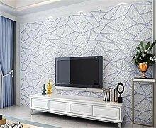 Europäische Wohnzimmer-Fernsehhintergrund-Tapete