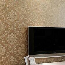 Europäischen Moderne minimalistische Country Luxus Streifen Tapete Rolle für Wohnzimmer Schlafzimmer TV Hintergrund Wand Schlafzimmer Wohnzimmer Hintergrund dunkelblau gestreift Vliestapete Korridor Mediterraner Stil Tapete