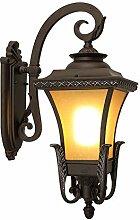 Europäischen Stil Balkon Lampe Retro