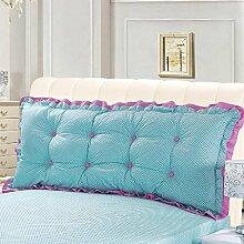 Europäischen Stil Bett Koreanische Version Der Warmen Warmen Herbst Und Winter Bettwäsche, Kaschmir Rose Suite Zubehör Rücken Kissen