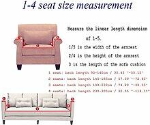 Europäischen Stil Sofa Abdeckung Super Elastische