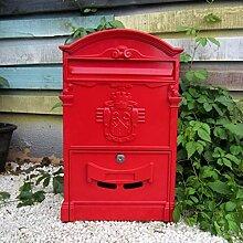 Europäischen Stil Villa Mailbox Wandbehang Garten