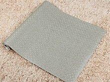 Europäischen Stil Vliestapete geprägt Super Dick Stereo 3D Tapete 5Farben für wählen 0,53m (52,8cm) * 10Mio. (32,8') = 5,3& # x33a1M; (M³), grau, 0.53m*10m