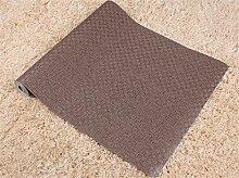 Europäischen Stil Vliestapete geprägt Super Dick Stereo 3D Tapete 5Farben für wählen 0,53m (52,8cm) * 10Mio. (32,8') = 5,3& # x33a1M; (M³) (braun)