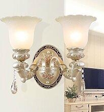 Europäischen Stil Wohnzimmer Atmosphärische