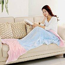 Europäischer Stil Einfarbig [verdicken] Doppelschicht Polyester Sofadecken-A 50x100cm(20x39inch)