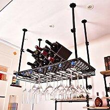 Europäischer Weinglashalter hoher Glashalter