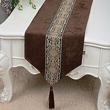 European American Tisch flagcloth tuch tischdecke