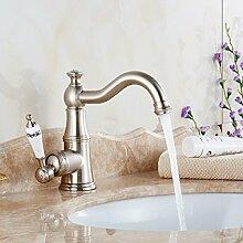 European Bad Waschbecken Wasserhahn Heißes Und Kaltes Wasser Mit Wasserhahn Misch Kann Gedreht Werden