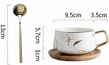 European Coffee Cup Ceramic Cup Set Nachmittag
