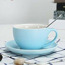 European Creative Ceramic Becher Latte Cappuccino