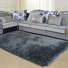 European-Stil Dicke Elastische Seide Teppiche, Wohnzimmer Couchtisch Teppich, Schlafzimmer Bedside Blanket, Shop Full Wedding Room Teppich ( farbe : A2 , größe : 120*170cm )