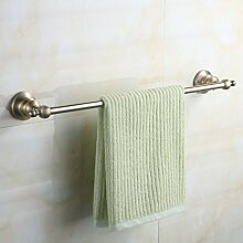 European-Style-Bad-Accessoires/Bad-Hardware-Zubehör-set/Green Sie Bronze antik Handtuchhalter-C