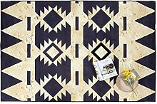 European Style Carpet Fashion Teppich Wohnzimmer Decke Sofa Couchtisch Teppich Nachttischdecke ( größe : 100*150cm )