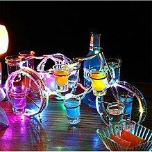European Style Fahrrad-Weinregal Set