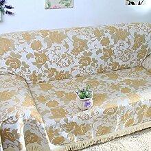 European-style Slip Sofa Handtuch/Volle Deckung Sofabezug/Sofa-tuch-A 180x180cm(71x71inch)