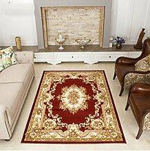 European Style Wohnzimmer Teppich Chinese Sofa Couchtisch Mat Schlafzimmer Nacht Decken-Sofa-Teppich ( farbe : # 2 )