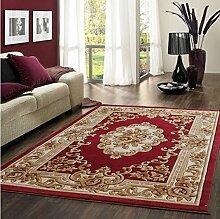 European Style Wohnzimmer Teppich Chinese Sofa Couchtisch Mat Schlafzimmer Nacht Decken-Sofa-Teppich ( farbe : # 4 )