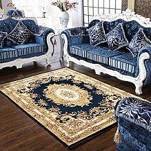 European Style Wohnzimmer Teppich Chinese Sofa Couchtisch Mat Schlafzimmer Nacht Decken-Sofa-Teppich ( farbe : # 3 )