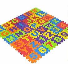 EVA Kinder-Puzzle Matte, 36 stücke digitale brief